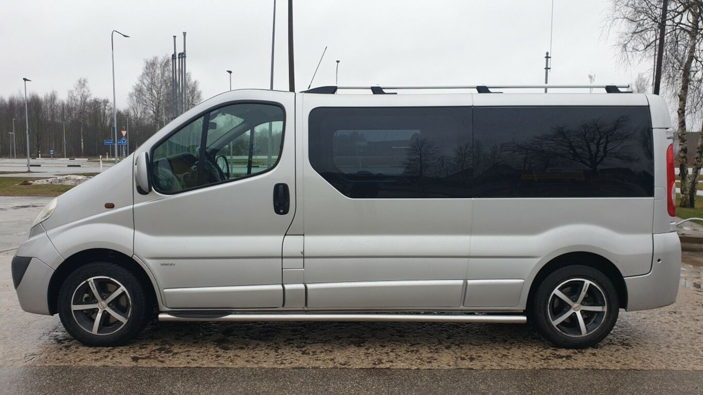 Opel Vivaro Double Cabin LONG N1 2.5 CDTI 107kW