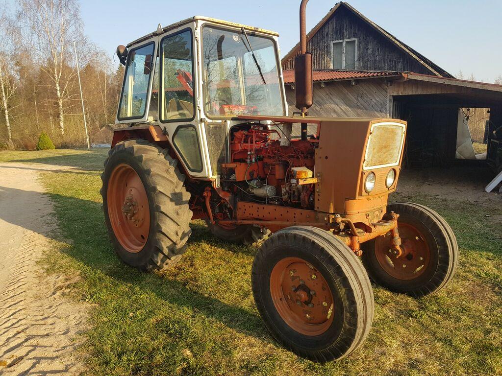 JUMZ 4208EX, traktor