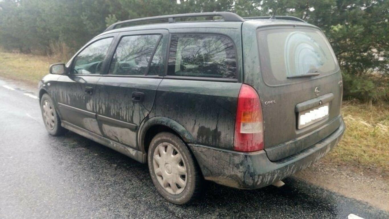 Opel Astra 1.6 74kW Varuosad