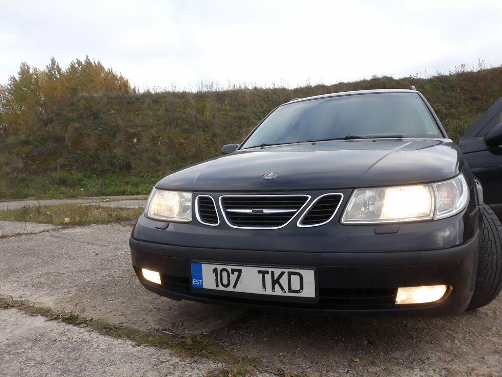 Saab 9-5 Estate