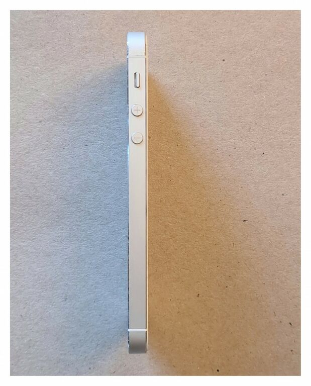 Apple iPhone 5s (32GB) Silver