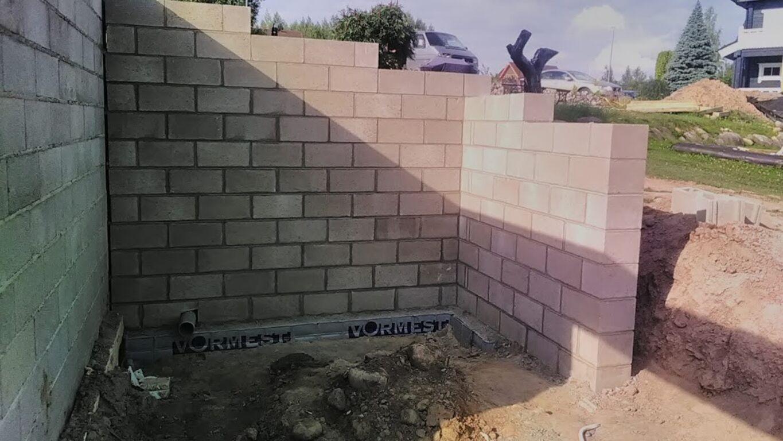 Tööd vundamendist võtmeteni