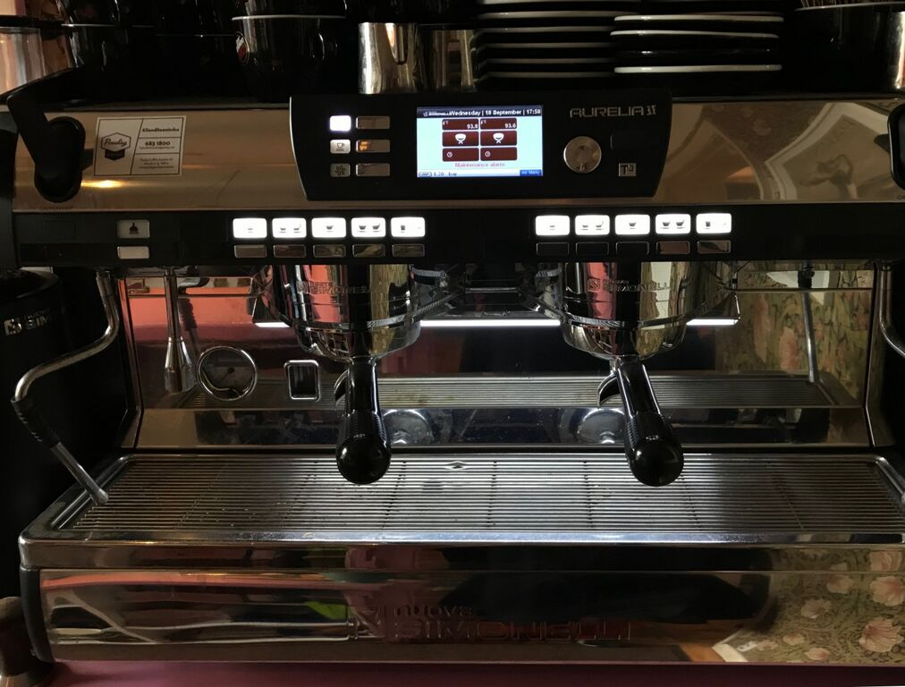Traditsiooniline espressomasin Aurelia II T3