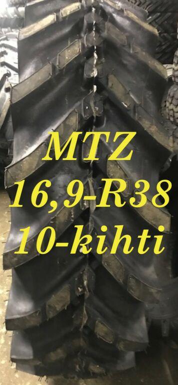 Rehvid 16,9x R38 Voltyre 10-kihti /Tugevad