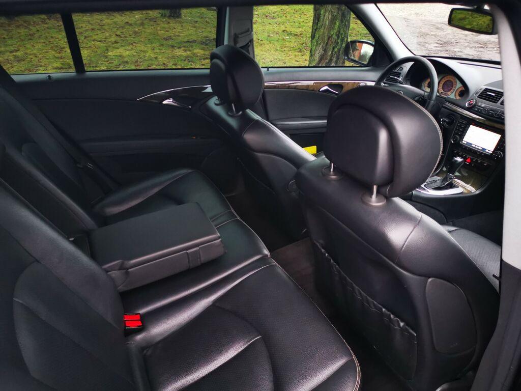 Mercedes-Benz E 280 4 MATIC 3.0 V6 140kW