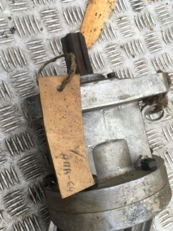 Hüdropump/mootor