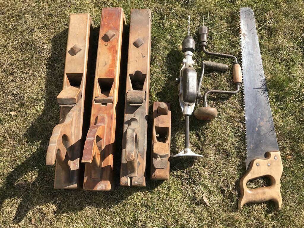 Tööriistad, tisler komplekt