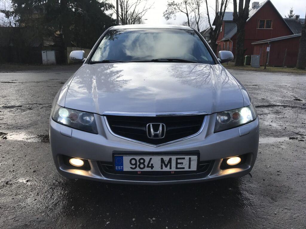 Honda Accord I - Vtec 2.4 140 kW, manuaal 2004