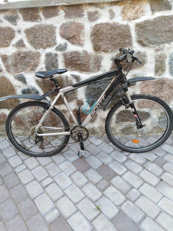 Jalgratas scott
