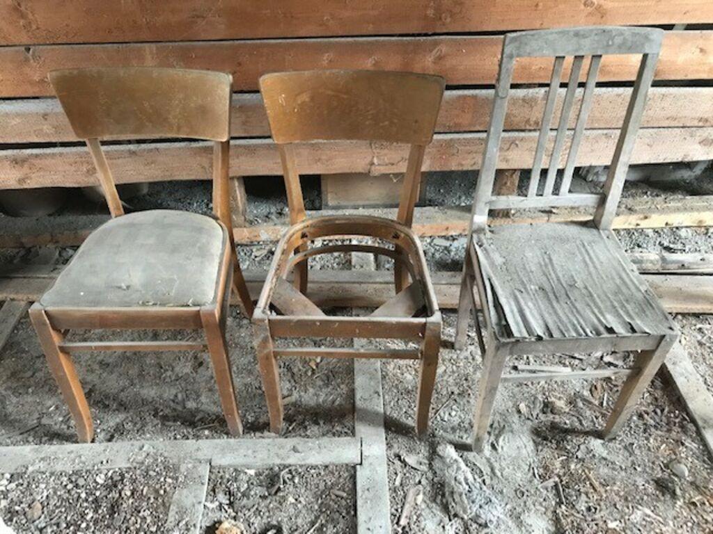 Vanad toolid