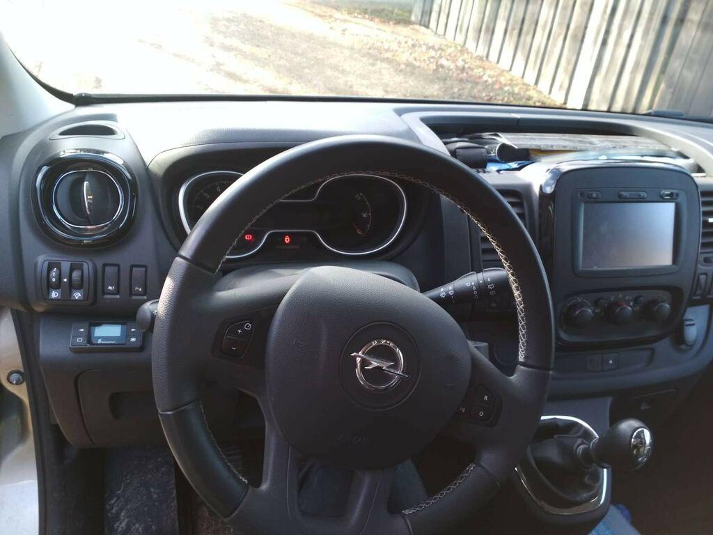 Opel Vivaro BI turbo 2017