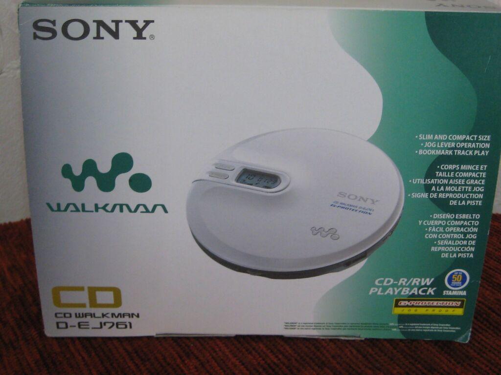 Sony CD pleier