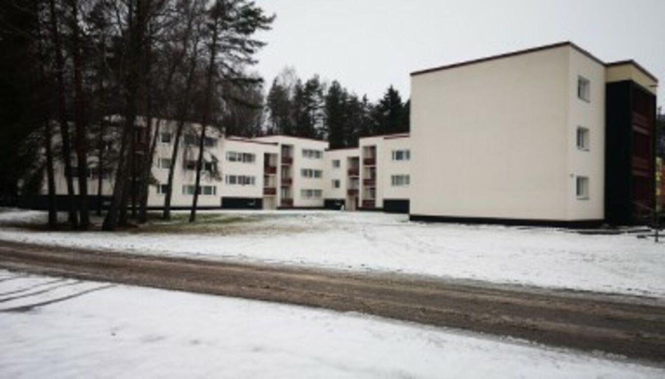 4- toaline korter maja vastu