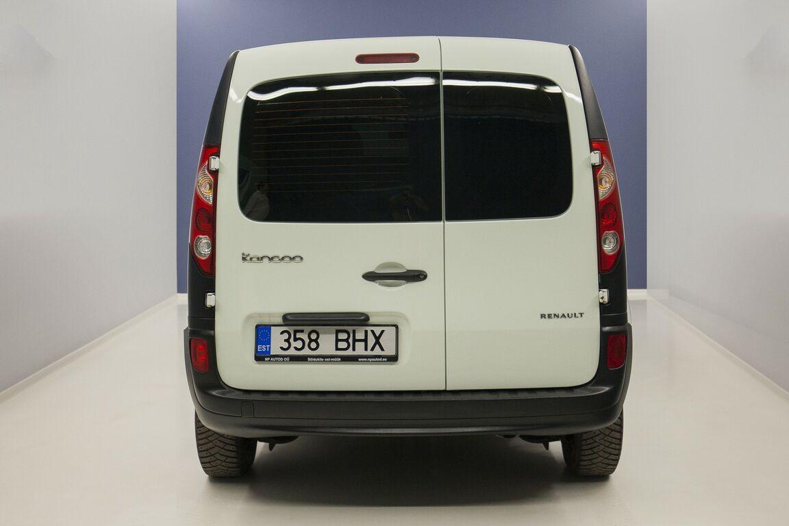 Renault Kangoo Kaubik 1.5 55kW