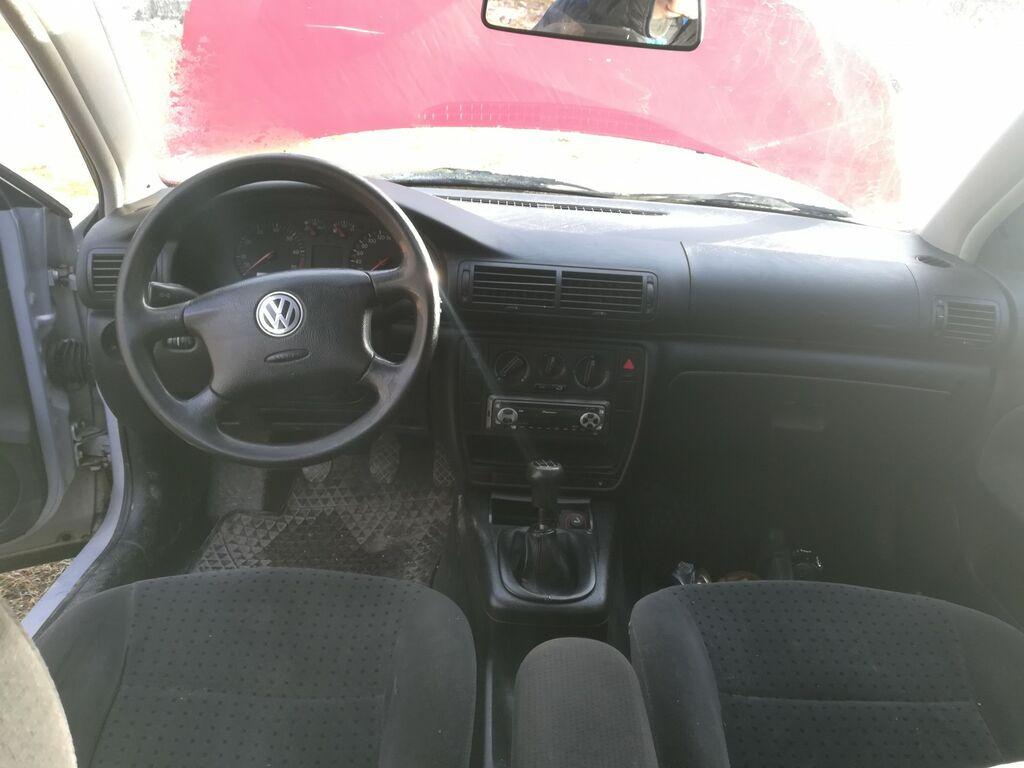 VW Passat varuosad