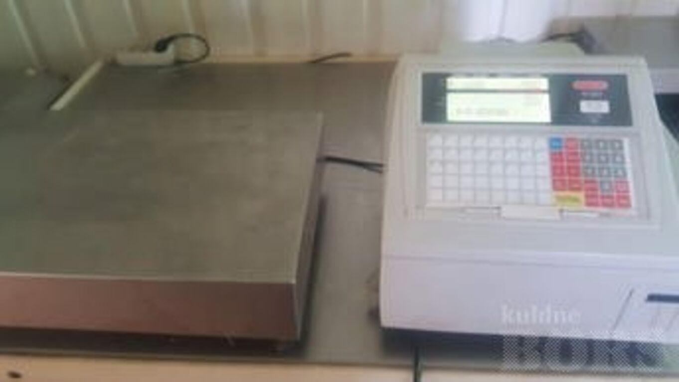 Elektronkaal max 150 kg