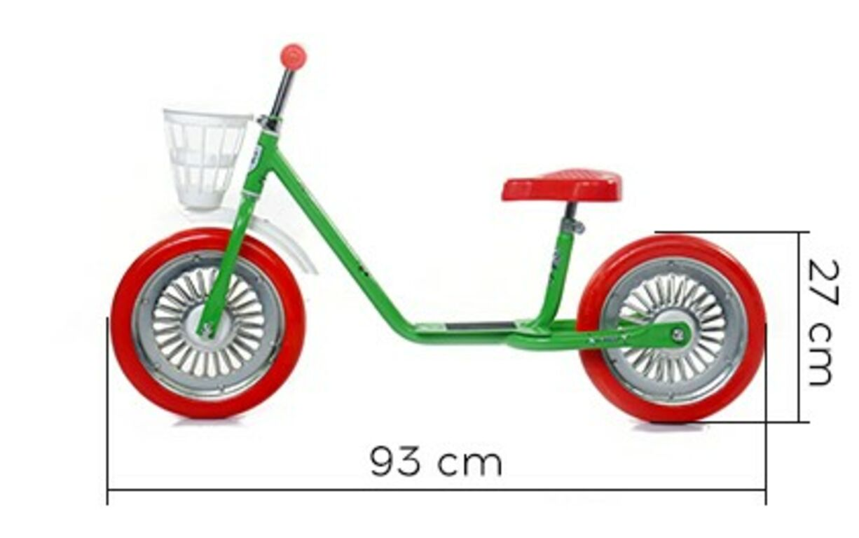 Jooksuratas Mini Sparite