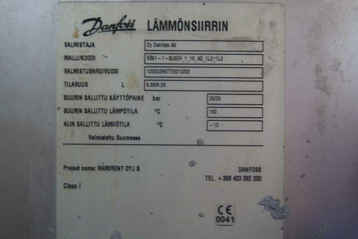 Danfoss HS1B600