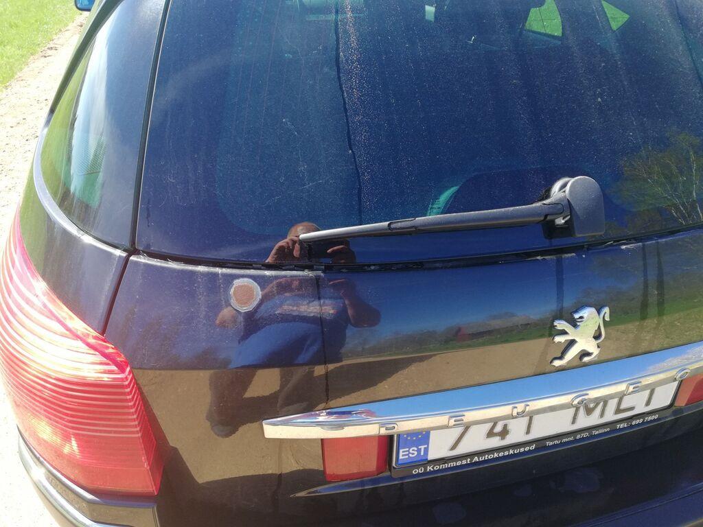 Peugeot 407sw