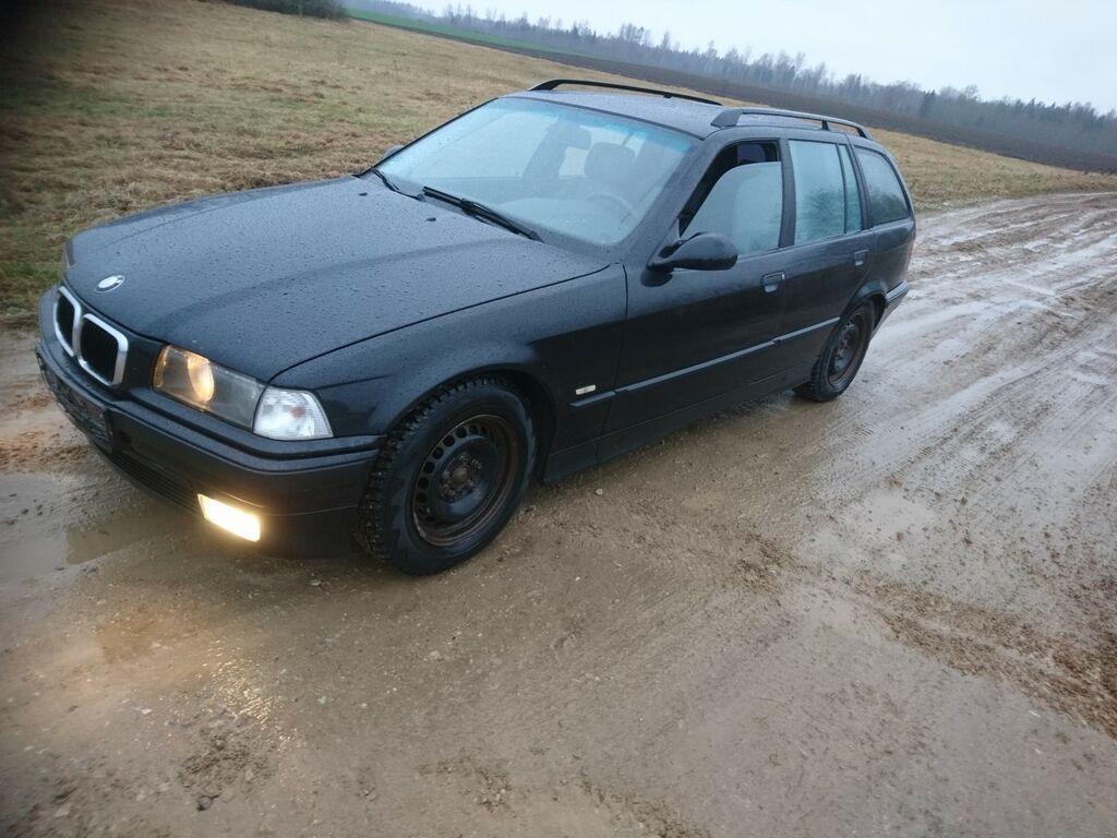 BMW 320i E36 Touring 99.a Varuosadena