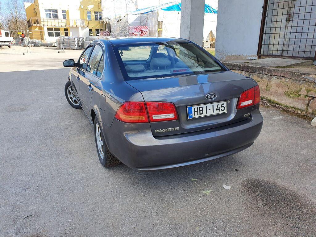 Korralik Kia Magentis L 2.0 CRDI 103kW