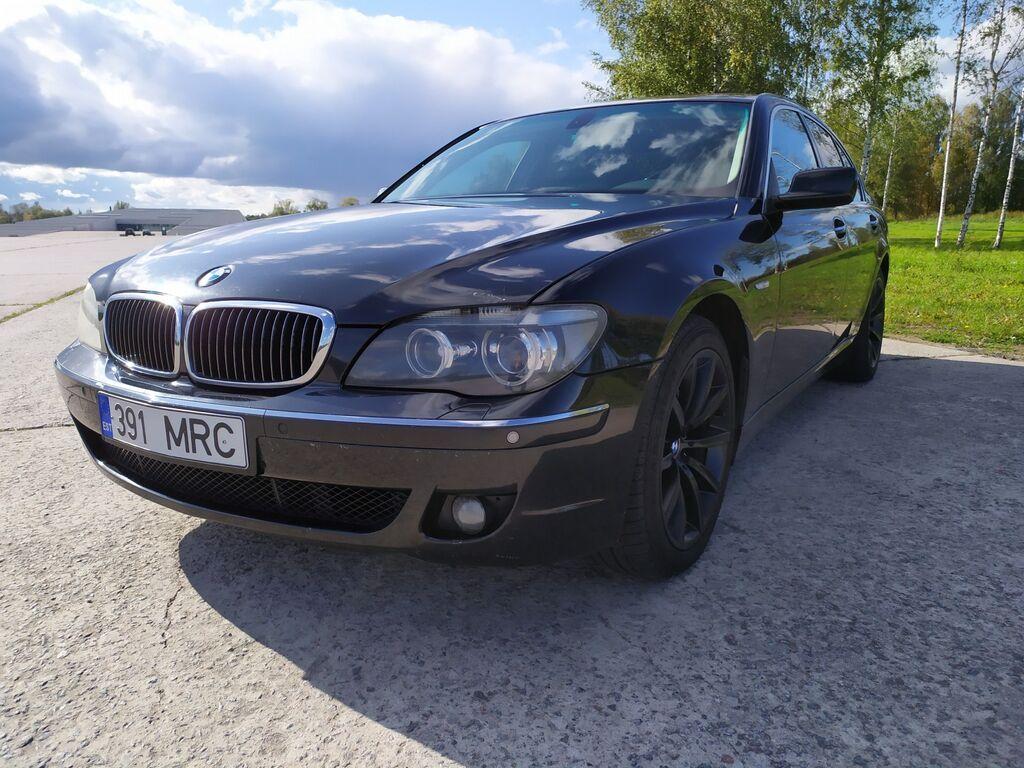 BMW 730 3.0 170kw