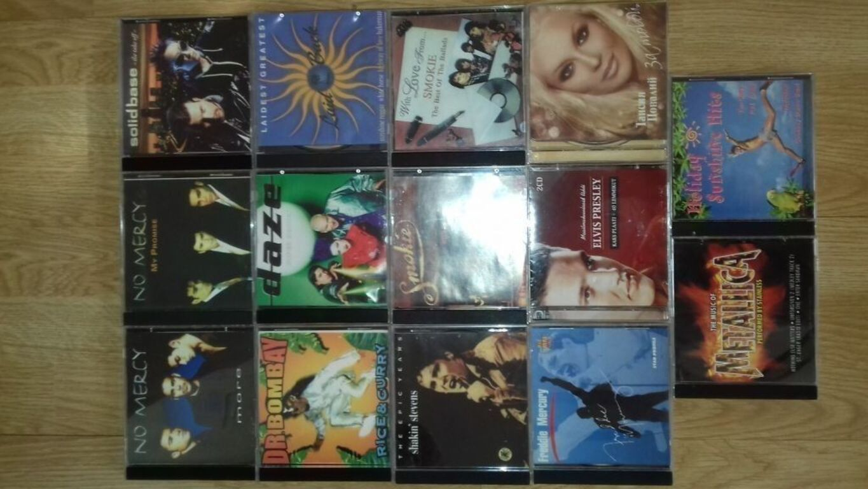 CD plaadid