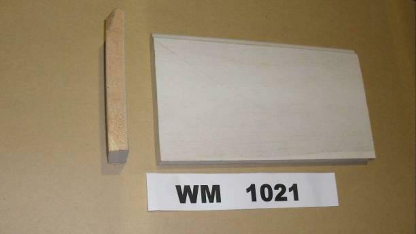 Puitmaterjal ja puit-liistud, voodrilaud
