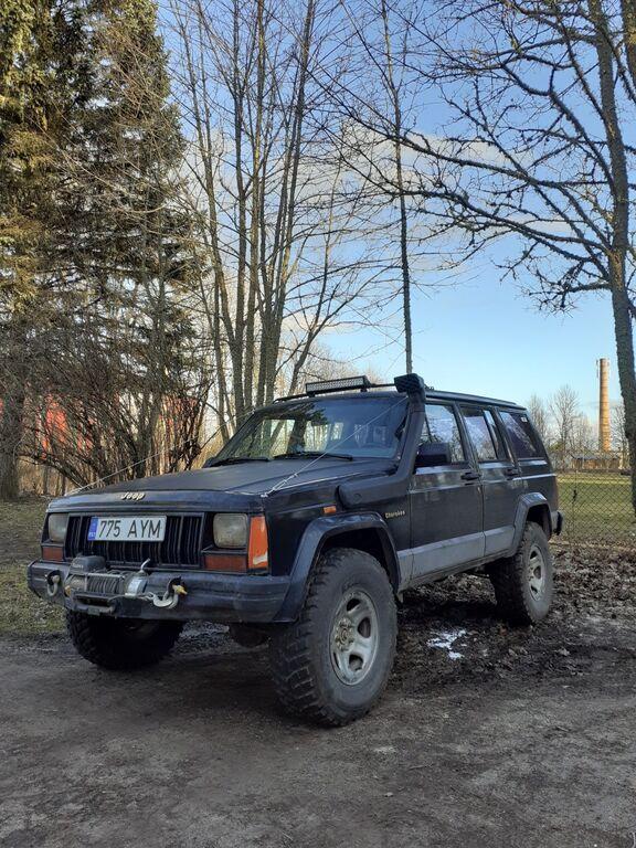 Jeep Cherokee 4.0 bens