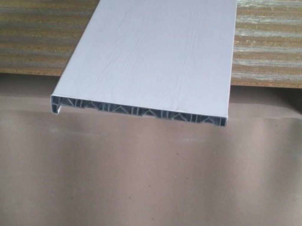 PVC aknalauad