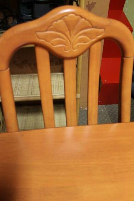 Söögilaud 6 tooliga