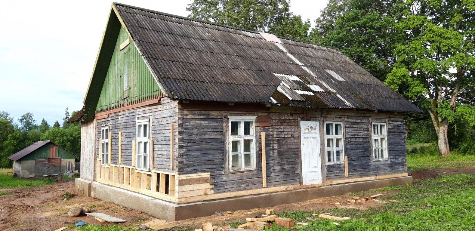 Ehitus ja renoveerimistööd