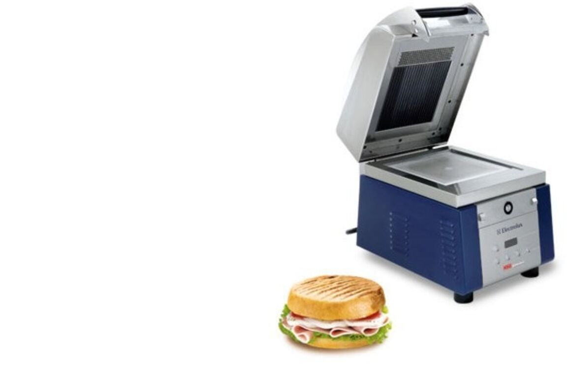 PANINI JET HIGH SPEED GRILL (ELECTROLUX)