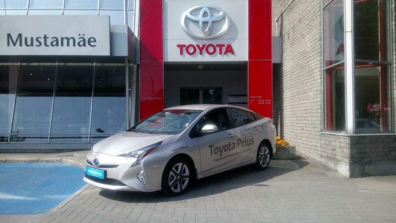 Toyota Prius Hybrid Active