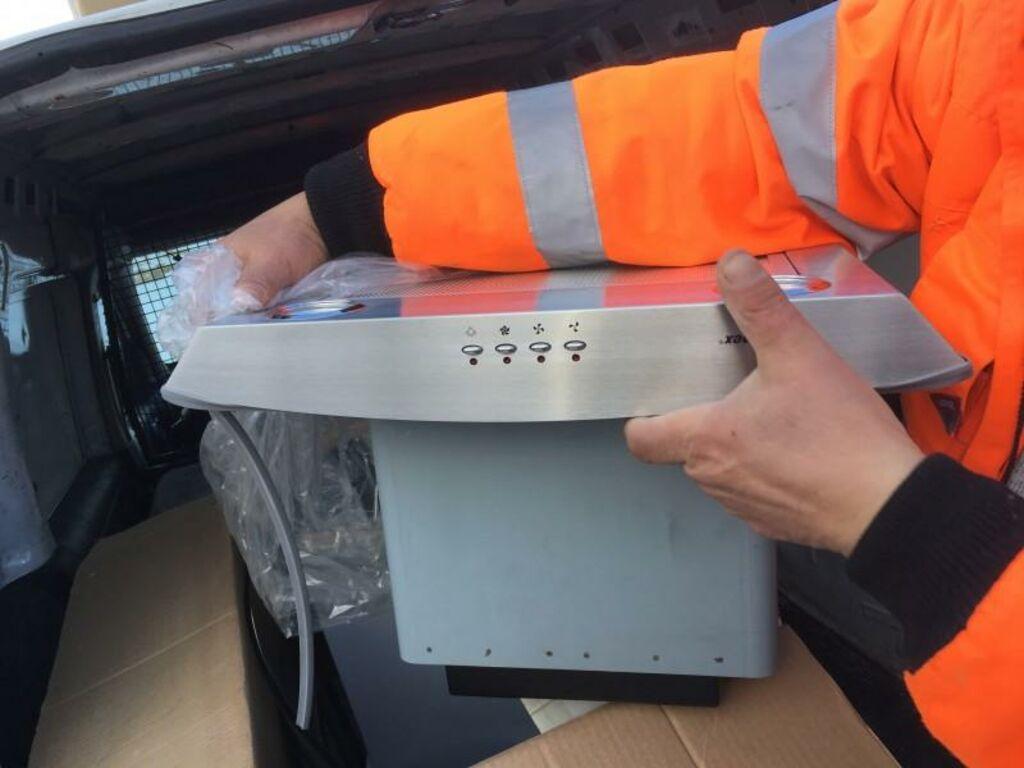 LUX õhupuhasti THERMEX OPTICA 660V/KVIK HV 1086