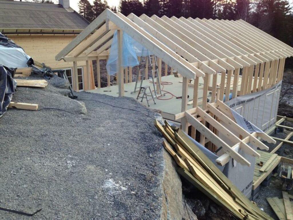 Katuse -ja üldehitustööd Lõuna-Eestis