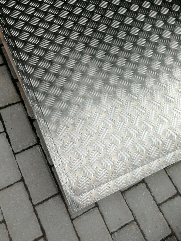 Alumiinium rihvel tahvlid UUED