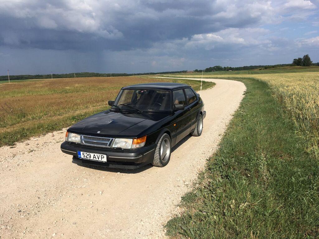 Saab 900 2,0 Aero LPT Classic Coupe