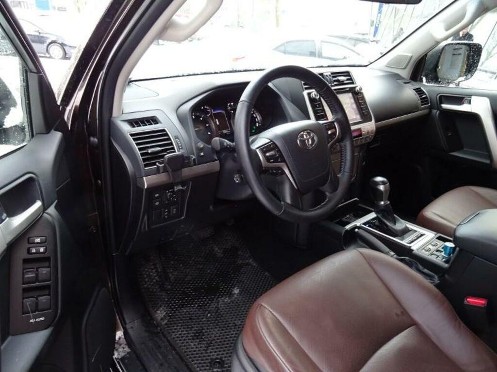 Toyota Land Cruiser 150 Executive Technology 7-seater