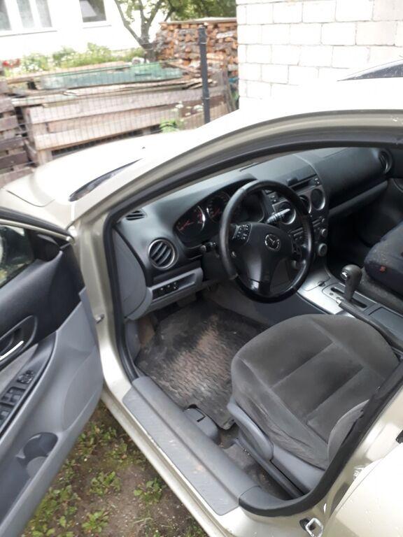 Mazda 6 2.0 2004 a. varuosadeks