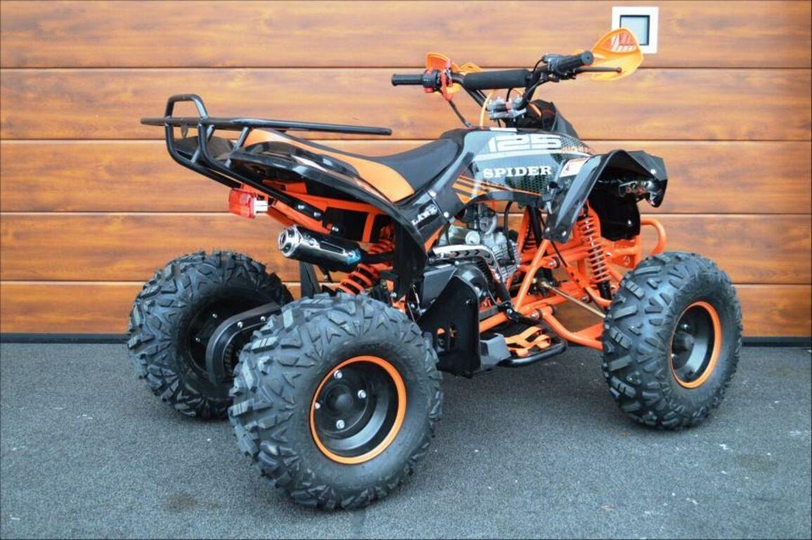 UUS ATV AVIATOR AVENGER EVOLUTION 125CC