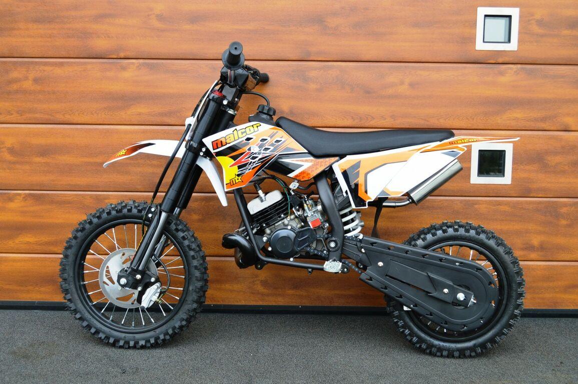 Uus krossiratas KTM Replica 50cc