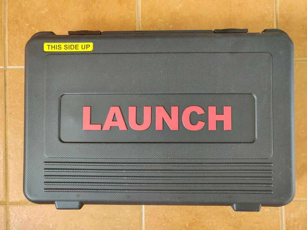 LAUNCH X-431 PRO 8 UUS! 2 aastat online uuendused.