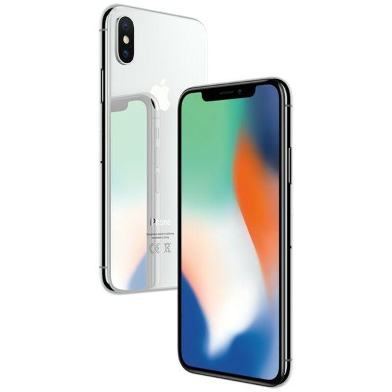 Iphone X 64GB Silver UUS