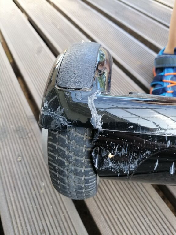 Hoverboard (tasakaaluliikur)