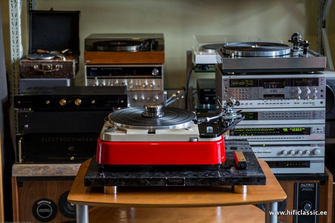Vintage, Hi-Fi ning High-End audiotehnika
