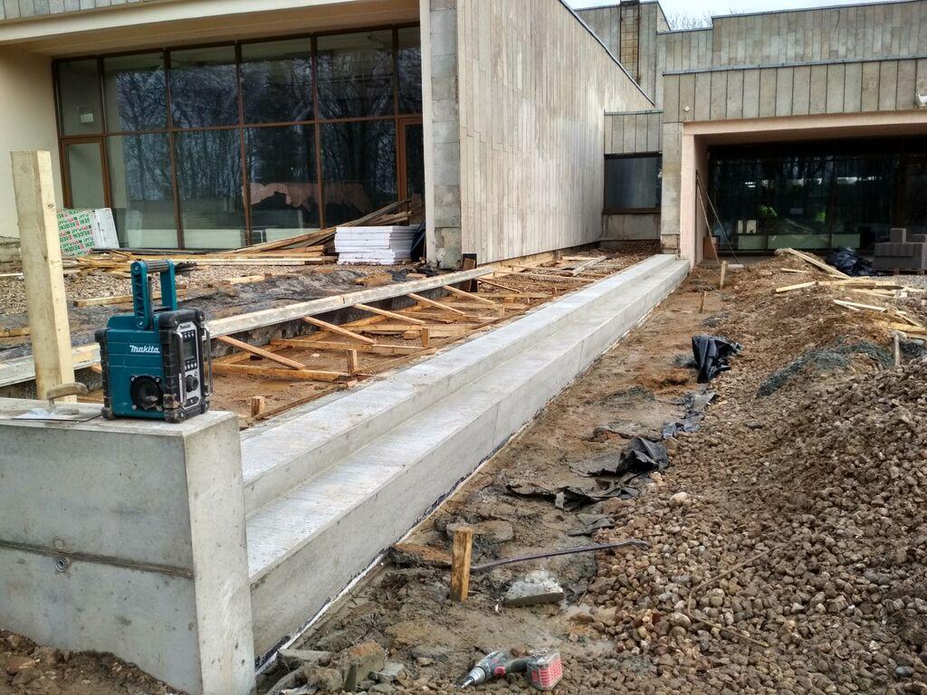 Betooni- ja üldehitustööd üle Eesti