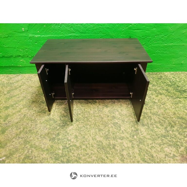Must Täispuit TV-laud