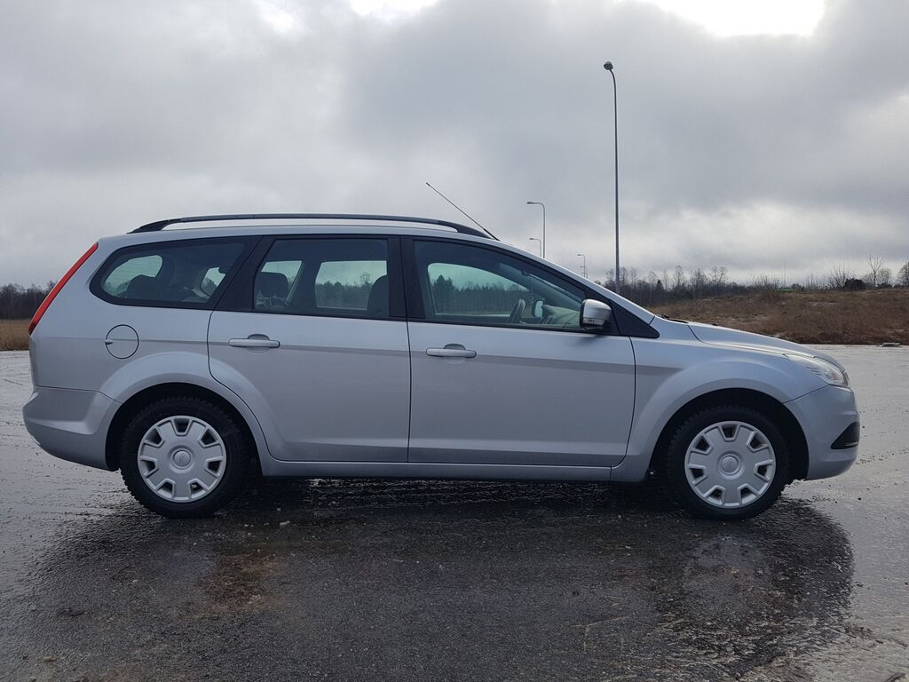 FORD FOCUS Facelift tdi