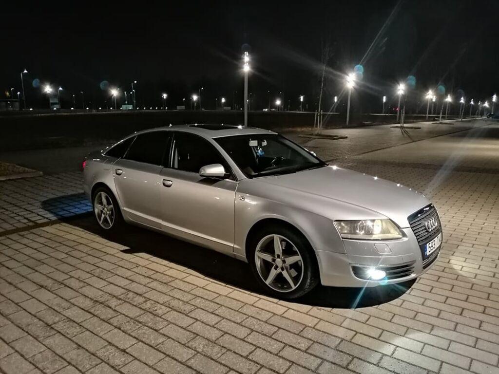 Audi A6 C6 2.7 TDI 132kW Quattro